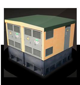 Продукция компании ЭЗОИС, трансформаторные подстанции, Комплектные трансформаторные подстанции КТП, КТП