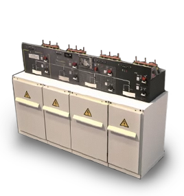 Продукция компании ЭЗОИС, оборудование, Комлпектное распределительное устройство (КРУ-10), КРУ-10